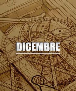 Agenda del mese di Dicembre - Storia Rinascimentale