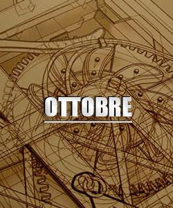 Agenda del mese di Ottobre - Storia Rinascimentale
