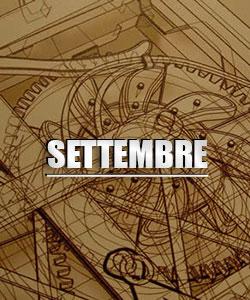 Agenda del mese di Settembre - Storia Rinascimentale