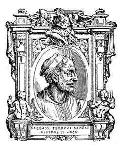 Baldassarre Peruzzi - Storia Rinascimentale