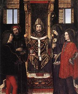 Bergognone - Storia Rinascimentale