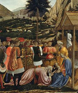 Domenico Veneziano - Storia Rinascimentale