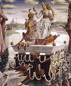 Francesco del Cossa - Storia Rinascimentale
