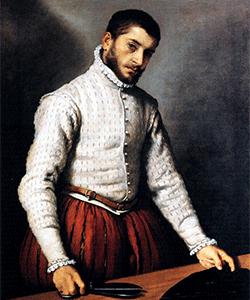 Giovan Battista Moroni - Storia Rinascimentale