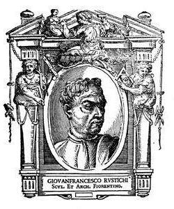 Giovan Francesco Rustici - Storia Rinascimentale