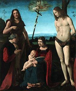 Giovanni Antonio Boltraffio - Storia Rinascimentale