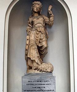 Guglielmo della Porta - Storia Rinascimentale