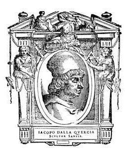 Jacopo della Quercia - Storia Rinascimentale