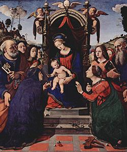 Piero di Cosimo - Storia Rinascimentale
