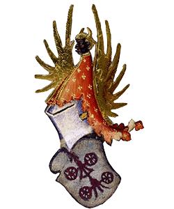 Arma della Dinastia: Da Carrara - Tratta da Wikipedia