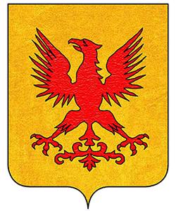 Arma della Dinastia: Da Polenta - Tratta da Wikipedia