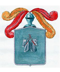Arma della Dinastia: Trinci - Tratta da Wikipedia