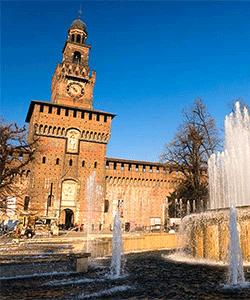 Milano - Storia Rinascimentale