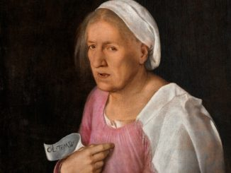 La Vecchia di Giorgione