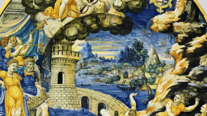 Lo splendore della maiolica rinascimentale a Torino