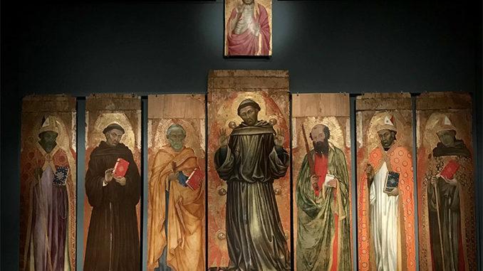 Galleria Nazionale dell'Umbria di Perugia presenta Taddeo di Bartolo