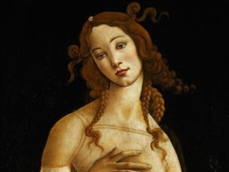 Botticelli e i ripensamenti 'inediti' sulla Venere