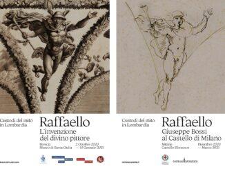 Raffaello. Custodi del mito in Lombardia